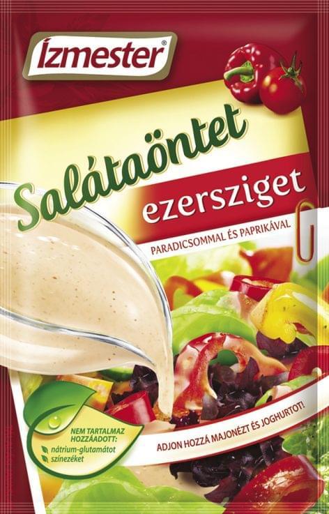 Ízmester salátaöntetek
