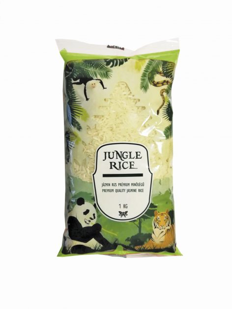 Jungle Rice rizs termékcsalád