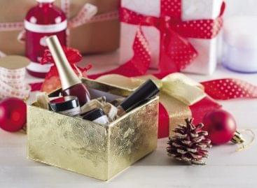 Praktikus és mutatós – ajándékcsomagok a fa alatt