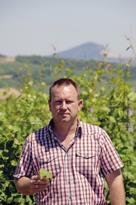 (HU) Évek óta vártuk az élre, végre elért a csúcsra: Koch Csaba lett az év borásza!