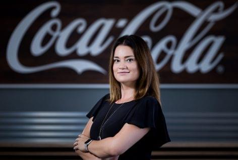 Új kommunikációs vezető a Coca-Cola Magyarországnál