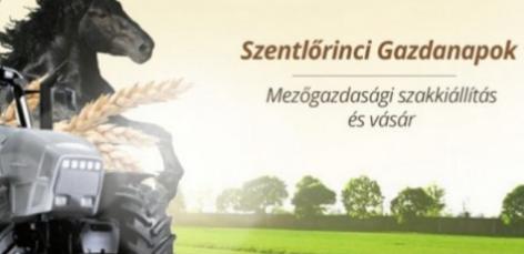 Csaknem 420 kiállító lesz a 25. szentlőrinci gazdanapokon