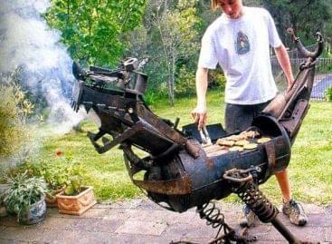 A nyár legjobb grillsütői I. – A nap képe