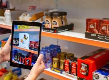 Alkalmazott kiterjesztett valóság a DS Smith Packaging budapesti PackRight Centerében
