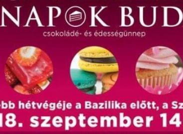 Szőlős édesség nyerte el az első Budapest Desszertje díjat