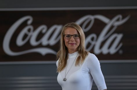 Kresz Magdolna a Coca-Cola Magyarország új kereskedelmi vezetője
