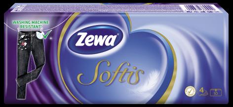 Zewa papír zsebkendő