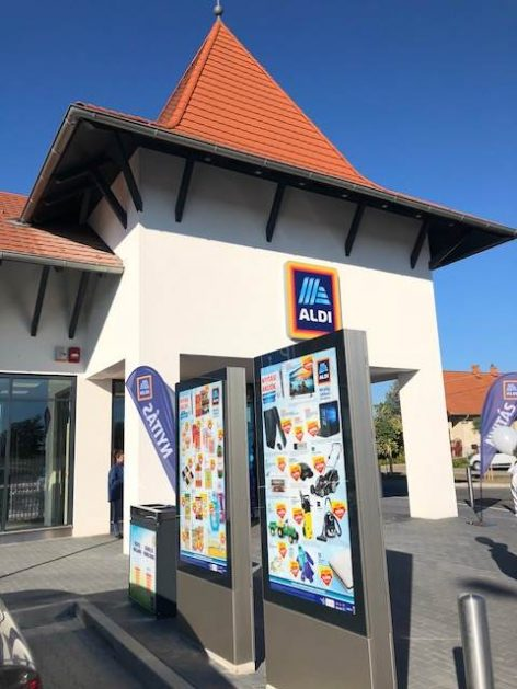 ALDI opens five new businesses, creates 100 new jobs and launches another solar power plant