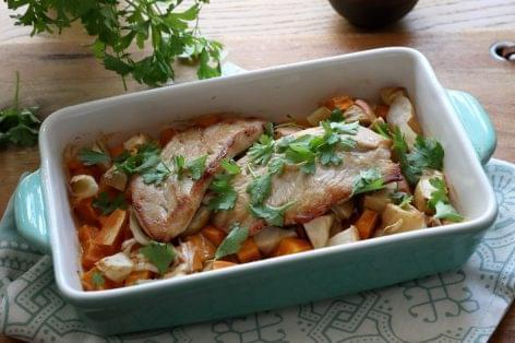 Hét pulykás étel, amit imádni fogsz ősszel is