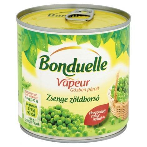 Bonduelle Vapeur Gőzben párolt konzerv zöldségcsalád