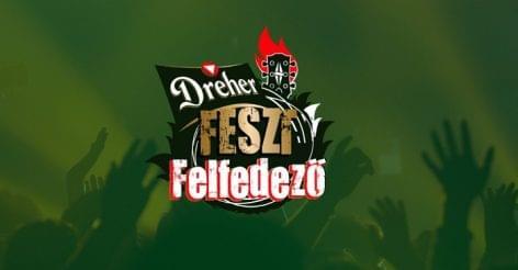 Jön a DreherFeszt Felfedező döntője