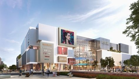 A legjobb magyar kereskedelmi projekt az Etele Plaza