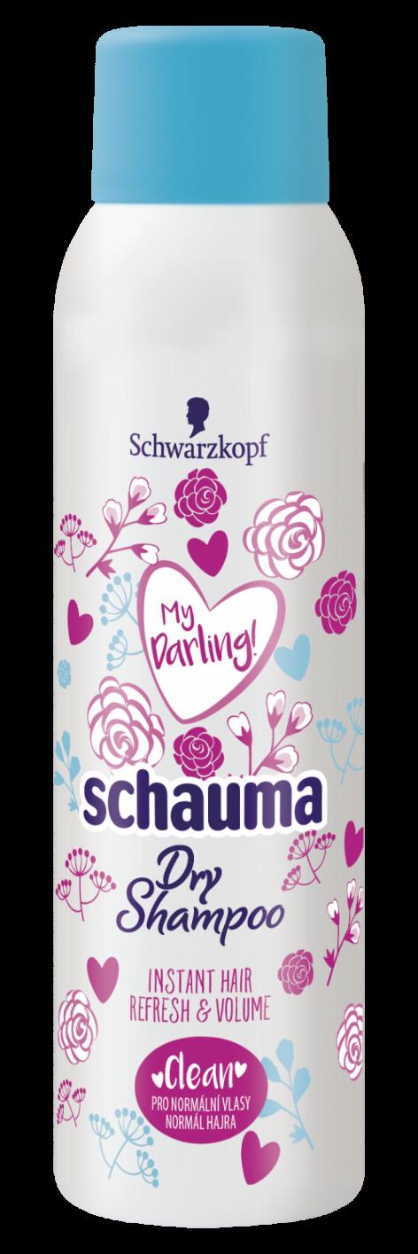 Schauma szárazsamponok