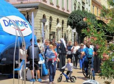 Az Élelmezés Világnapjának hetében zárul a Danone Életmód Program idei sorozata