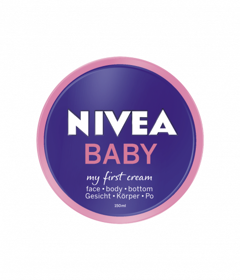 NIVEA Baby My First Cream