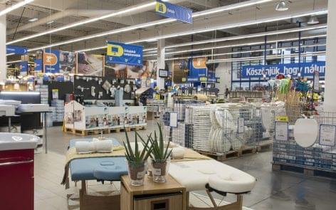Praktiker modernizes its stores