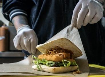 Tovább szárnyal a street food ipar