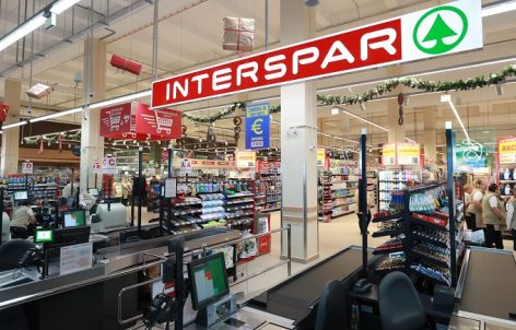 The SPAR has renewed the Interspar in Miskolc from 1.7 billion forints