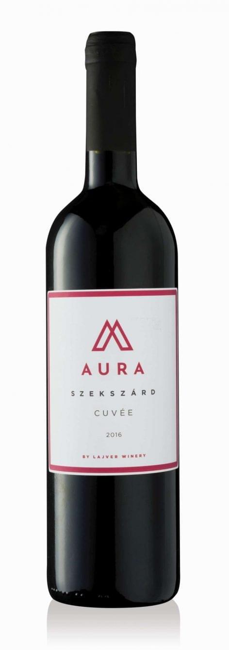Lajvér Aura Cuvée az ALDI-ban