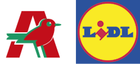 Digital payment in Italian Lidl and Auchan stores
