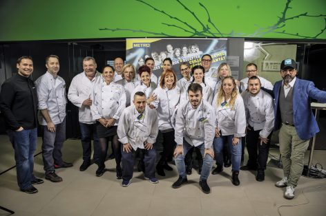 Magazine: Cooking was a real experience at the METRO Gastro Academy