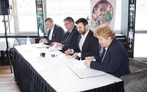 Élelmiszeripari nagyágyúk csatlakoztak a hazai menzaprogramhoz