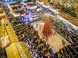 The Advent Fair in Budapest is the second best in Europe