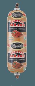 Gyulai Sertés Májas sült paprika ízesítéssel