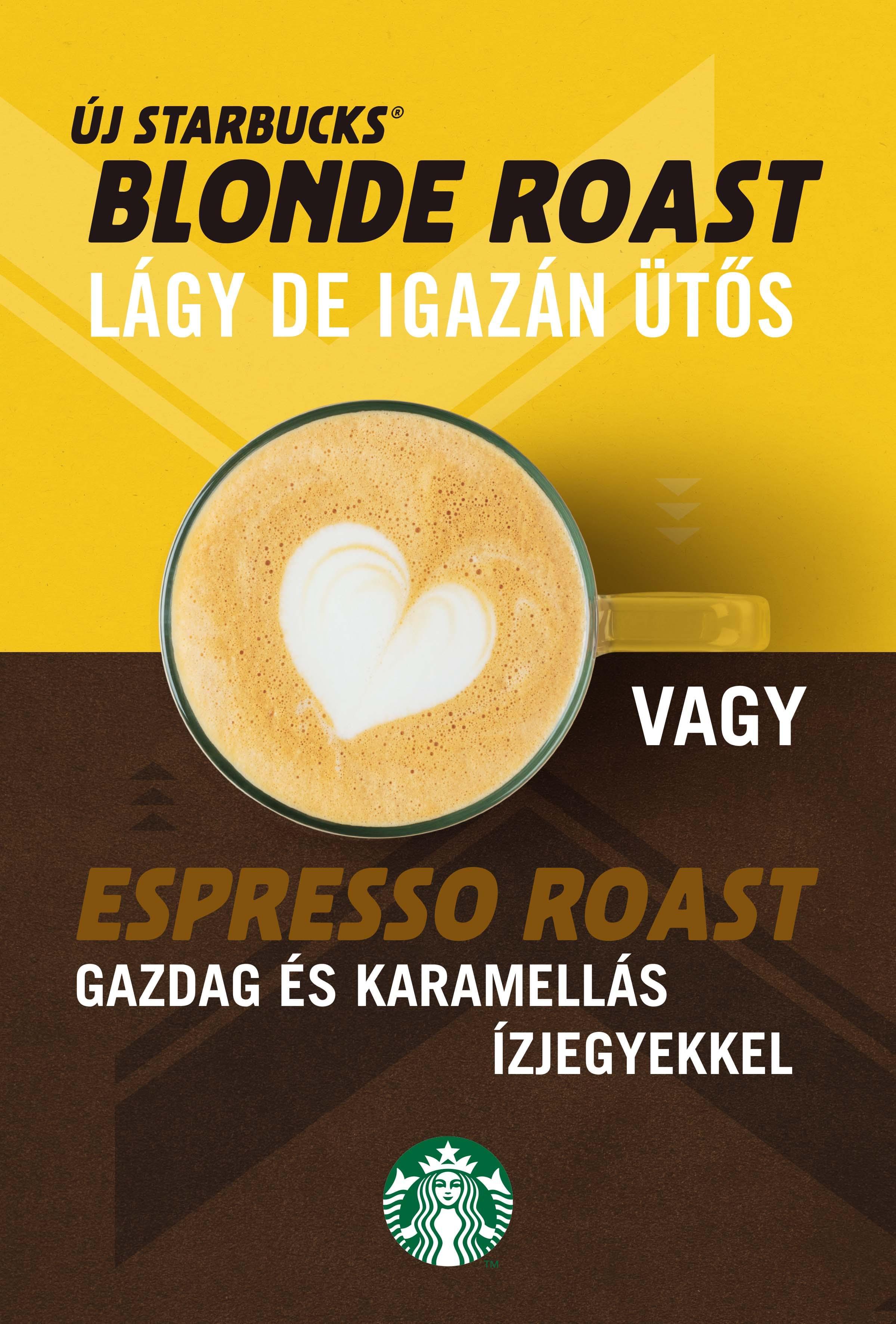 Starbucks Blonde Espresso Roast Launches In Stores Around