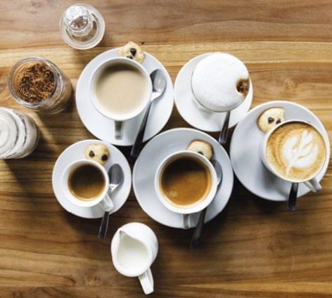 A more colourful coffee segment