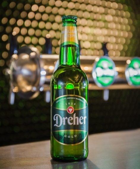 Megmozgatja a magyar sörpiacot a megújult Dreher