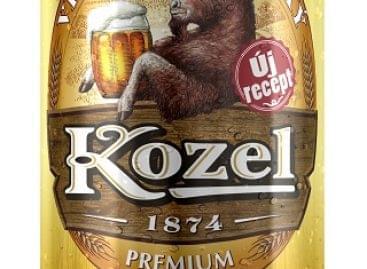 Megújul és prémium kategóriába lép a Kozel