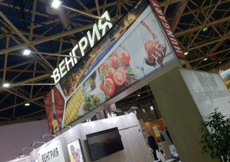Elstartolt Oroszország legnagyobb élelmiszeri és ital szakkiállítása, a PRODEXPO
