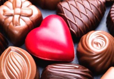 A japán nők csokival lepik meg a férfiakat Valentin-nap alkalmából
