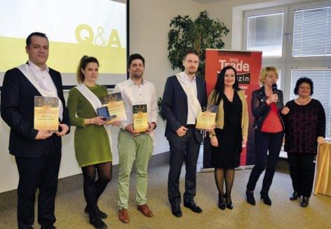 Átadták Az Év Trade Marketingese díjakat