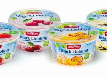 Könnyű desszert az ALDI hűtőpultjaiban