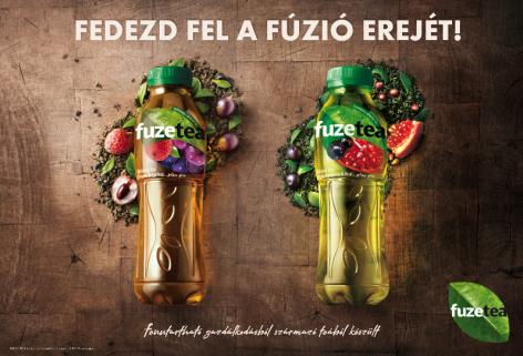 Hazánkban debütálnak a FUZETEA új ízei