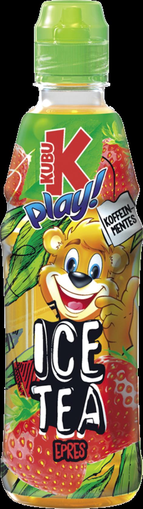 Kubu Play ice tea 0,4 l