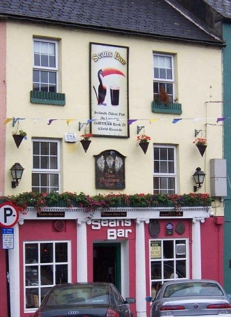 Több mint egy évezrede működik az ír söröző