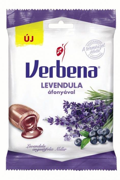 Verbena levendulás cukorka 60 g