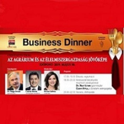 Business Dinner 2019. május 30.