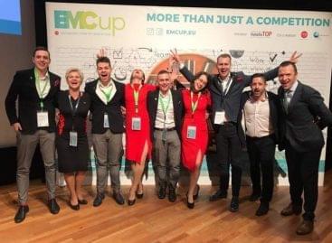 Szép magyar eredmény a nemzetközi hotelmenedzsment-versenyen