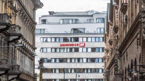 Budapesten nyitott szállodát a MEININGER Hotels
