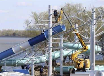 Hétszázmillió forintból fejlesztik a Tisza-tavi szabadstrandokat