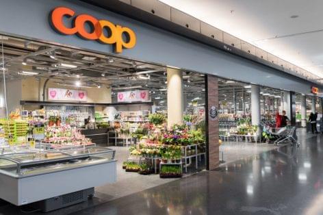 Coop Switzerland Acknowledged by WWF