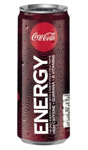 MEGÉRKEZETT A COCA-COLA ENERGY