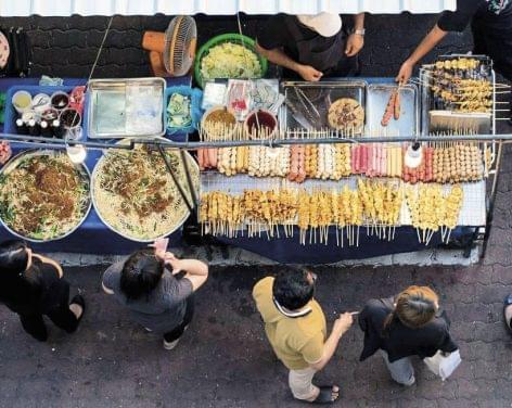 Street food trends in 2019