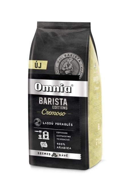 Douwe Egberts Omnia Barista editions termékcsalád