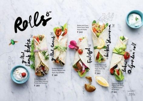 Kreatív étlapmegoldások – A nap képe