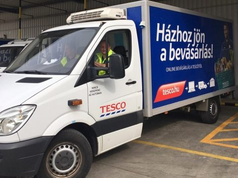From 5 April, Tesco delivers to another 50,000 households